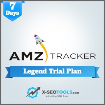 AMZ Tracker Legend Trial Plan Valid for 7 Days [Private Login]