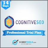 CognitiveSEO Professional Trial Plan Valid for 14 Days [Private Login]