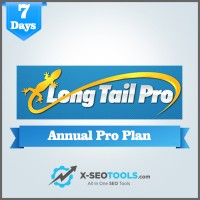 LongTailPro Annual Pro Trial Plan Valid for 7 Days [Private Login]