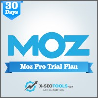 Moz Pro Medium Trial Plan Valid for 30 Days [Private Login]