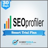 SEOprofiler Smart Trial Plan Valid for 30 Days [Private Login]
