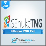 SEnuke TNG Pro Trial Plan Valid for 7 Days [Private Login]