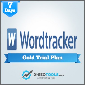 Wordtracker Gold Trial Plan Valid for 7 Days [Private Login]